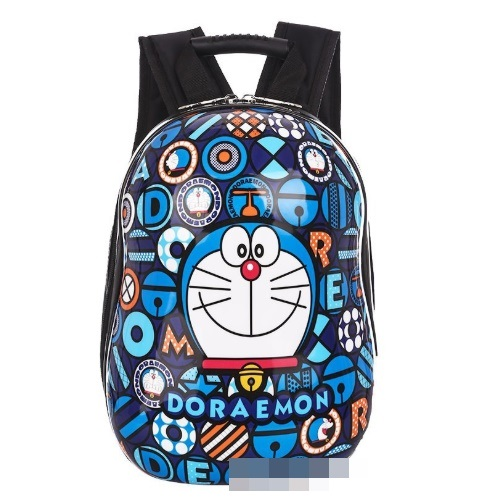 JTF1010 IDR.45.000 MATERIAL ABS+PC SIZE L26XH32XW15CM WEIGHT 300GR COLOR DORAEMON