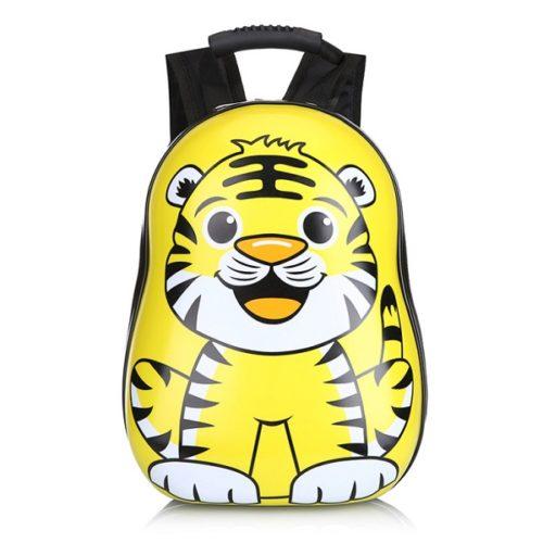JTF1010-tiger Tas Telur Ransel Anak Unisex Import