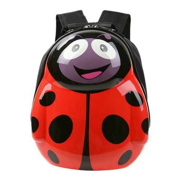 JTF1010 IDR.45.000 MATERIAL ABS+PC SIZE L26XH32XW15CM WEIGHT 500GR COLOR LADYBUG