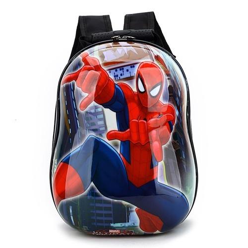 JTF1010-spiderman Tas Telur Ransel Anak Unisex Import