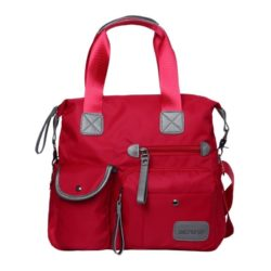 JTF103 IDR.70.000 MATERIAL NYLON SIZE L34X30XW13CM WEIGHT 650GR COLOR RED