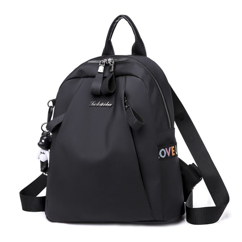 JTF1047 IDR.65.000 MATERIAL NYLON SIZE L25XH30XW15CM WEIGHT 450GR COLOR BLACK