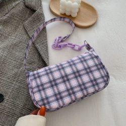 JTF10640-purple Tas Selempang Casual Wanita Cantik Import