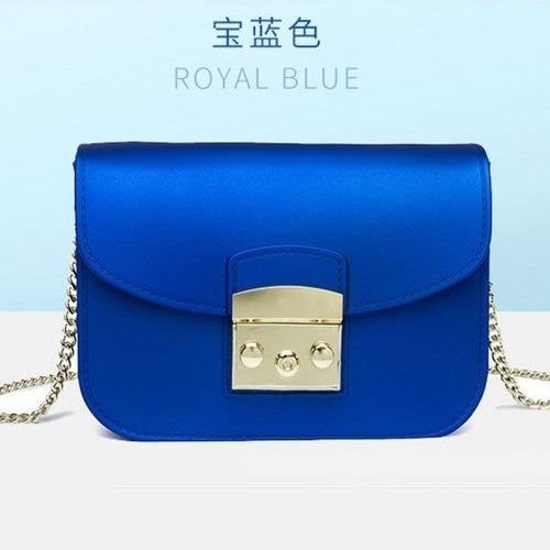 JTF1070 IDR.49.000 MATERIAL JELLY SIZE L18.5XH14XW8CM WEIGHT 630GR COLOR BLUE