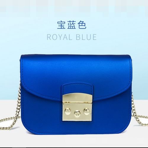 JTF1070 IDR.59.000 MATERIAL JELLY SIZE L18.5XH14XW8CM WEIGHT 630GR COLOR BLUE