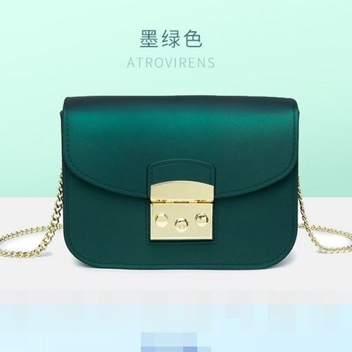 JTF1070 IDR.75.000 MATERIAL JELLY SIZE L18.5XH14XW8CM WEIGHT 630GR COLOR GREEN