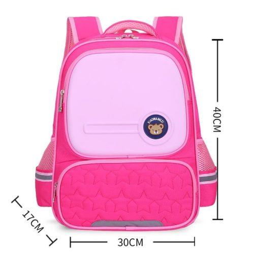 JTF110-pink Tas Ransel Anak Import Keren