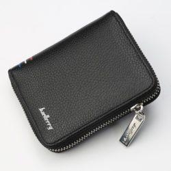 JTF1105-black Dompet Kartu BAELLERRY Keren Terbaru