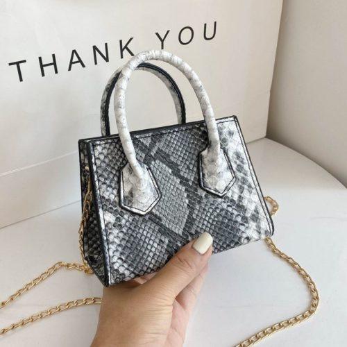 JTF1115-black Tas Handbag Mini Wanita Elegan Import