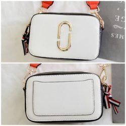 JTF1128-white Tas Snapshot Import Wanita Cantik