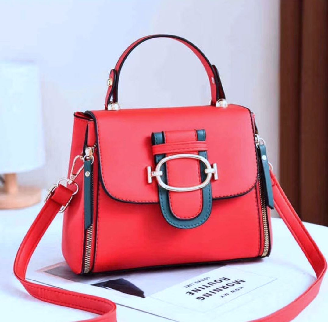 JTF12023 IDR.79.000 MATERIAL PU SIZE L22XH17XW12CM WEIGHT 550GR COLOR RED
