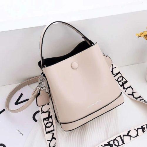 JTF12200-khaki Tas Handbag Selempang Fashion Import 2 Talpan