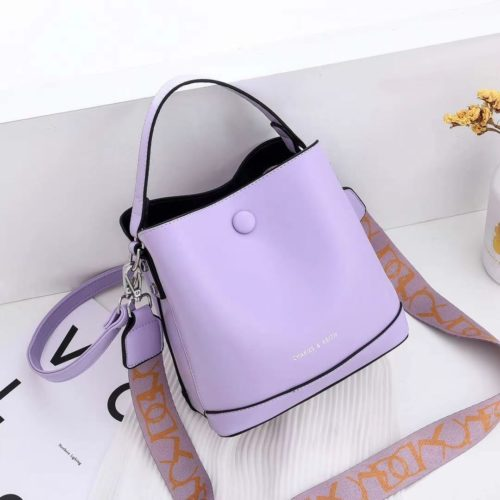 JTF12200-purple Tas Handbag Selempang Fashion Import 2 Talpan