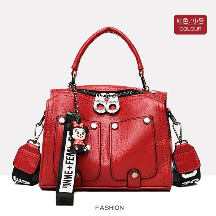 JTF12305 IDR.55.000 MATERIAL PU SIZE L21XH15XW13CM WEIGHT 600GR COLOR RED
