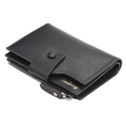 JTF1281-black Dompet Panjang Pria Baellerry Terbaru