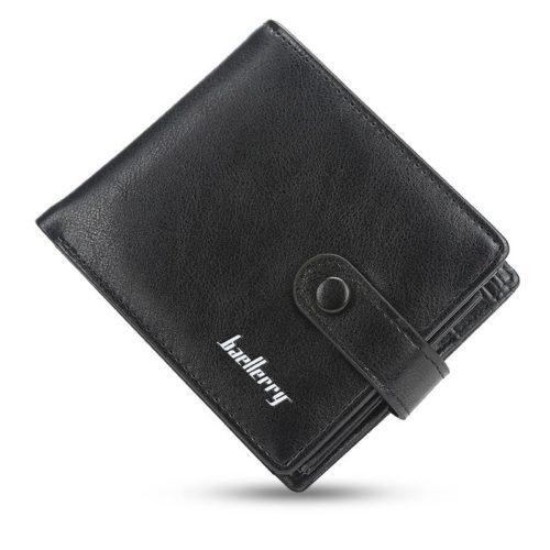 JTF1305-black Dompet Lipat Baellerry Keren Terbaru