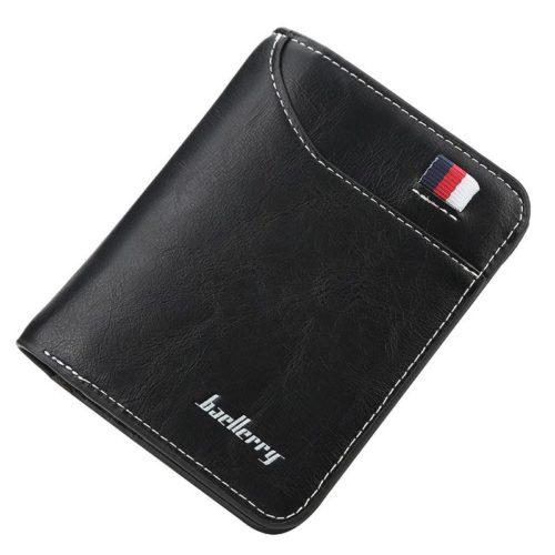 JTF1309-black Dompet Lipat Pria BAELLERRY Import Modis