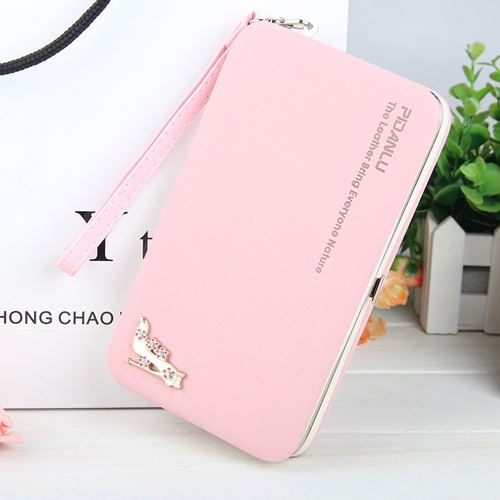 JTF1311 IDR.29.000 MATERIAL PU SIZE L18.5XH10.5XW2.8CM WEIGHT 250GR COLOR LIGHTPINK