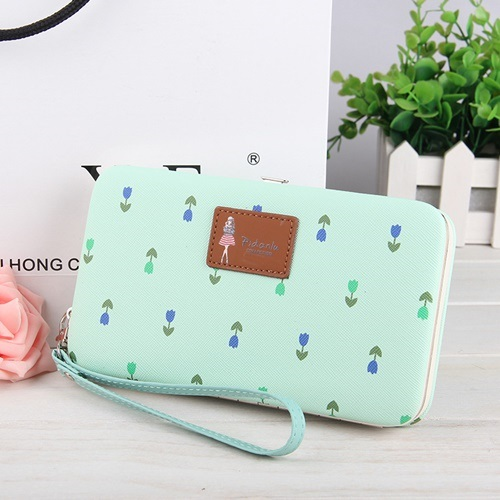 JTF1316 IDR.40.000 MATERIAL PU SIZE L18.5XH10.8XW2.5CM WEIGHT 250GR COLOR LIGHTGREEN