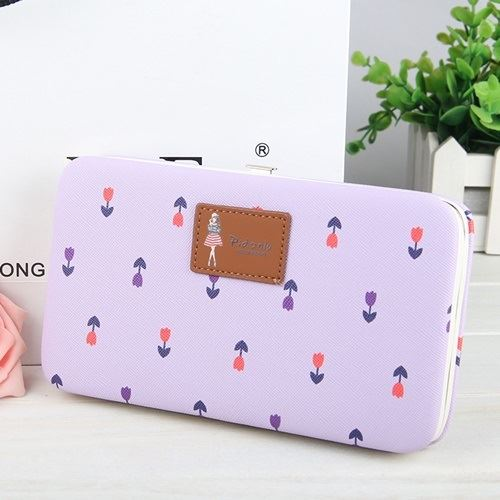 JTF1316 IDR.40.000 MATERIAL PU SIZE L18.5XH10.8XW2.5CM WEIGHT 250GR COLOR LIGHTPURPLE