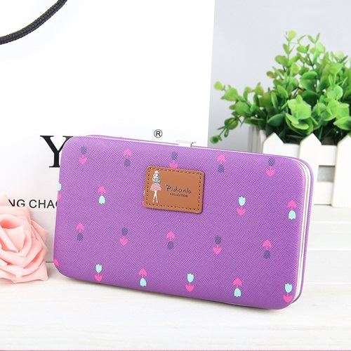 JTF1316 IDR.40.000 MATERIAL PU SIZE L18.5XH10.8XW2.5CM WEIGHT 250GR COLOR VIOLET