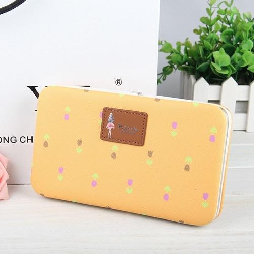 JTF1316-yellow Dompet Pidanlu Import Terbaru