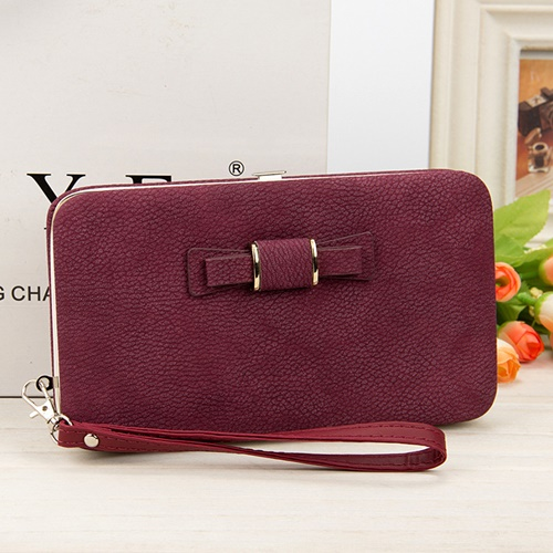 JTF1318 IDR.35.000 MATERIAL PU SIZE L18.5XH10.5CW2.8CM WEIGHT 250GR COLOR DARKPURPLE