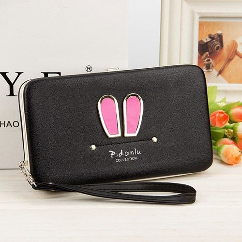 JTF1319 IDR.41.000 MATERIAL PU SIZE L18.5XH10.5XW2.8CM WEIGHT 300GR COLOR BLACK