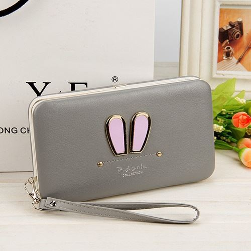 JTF1319 IDR.41.000 MATERIAL PU SIZE L18.5XH10.5XW2.8CM WEIGHT 300GR COLOR GRAY