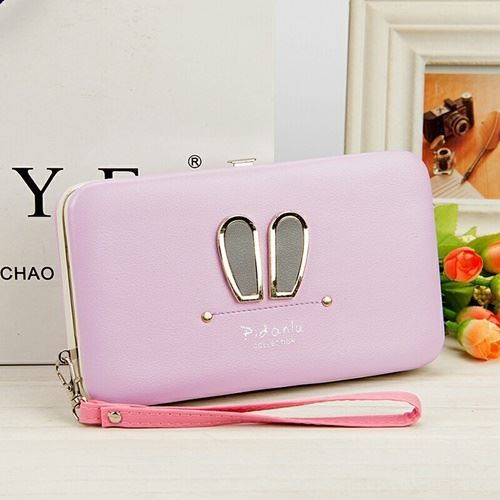 JTF1319 IDR.41.000 MATERIAL PU SIZE L18.5XH10.5XW2.8CM WEIGHT 300GR COLOR VIOLET