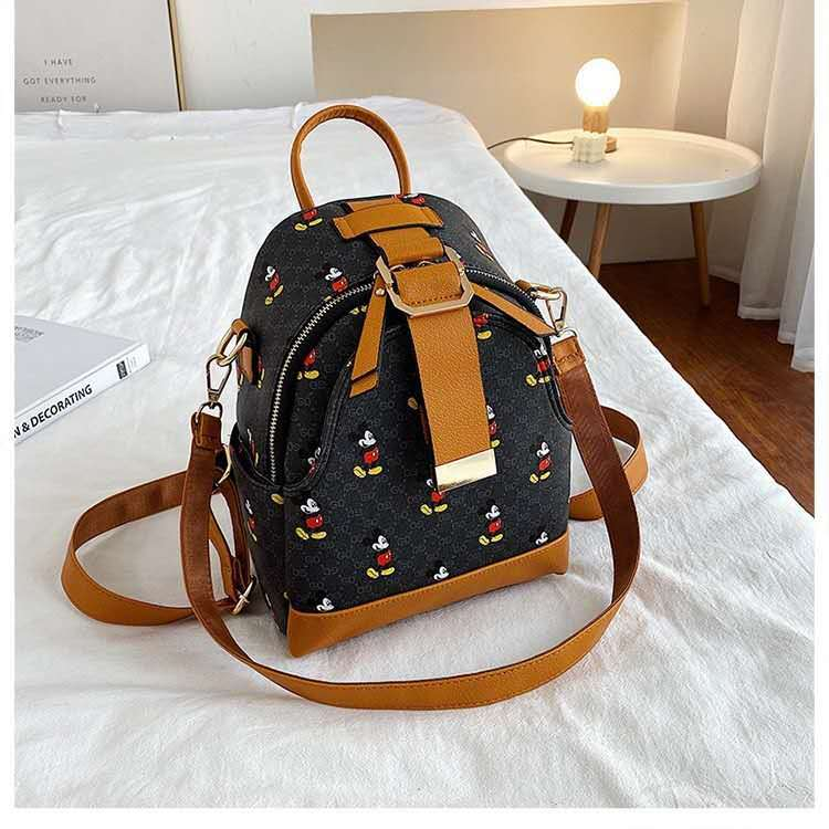 JTF13441 IDR.70.000 MATERIAL PU SIZE L20XH25X10CM WEIGHT 450GR COLOR BLACKBROWN