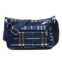 JTF150-blue Tas Selempang Fashion Cantik Terbaru