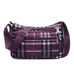 JTF150-purple Tas Selempang Fashion Cantik Terbaru