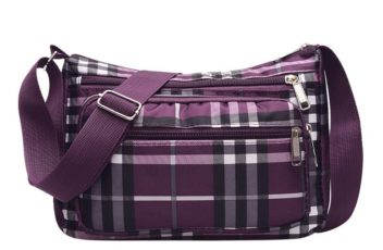 JTF150 IDR.43.000 MATERIAL NYLON SIZE L25XH17XW9CM WEIGHT 400GR COLOR PURPLE