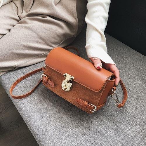 JTF15150-brown Tas Selempang Clutch Import Wanita Cantik