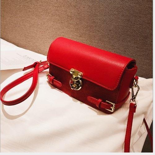 JTF15150-red Tas Selempang Clutch Import Wanita Cantik