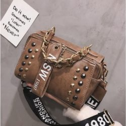 JTF16435 IDR.79.000 MATERIAL PU SIZE L22XH15XW10CM WEIGHT 550GR COLOR BROWN