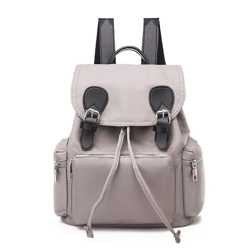 JTF18203 IDR.59.000 MATERIAL OXFORD SIZE L29XH30XW15CM WEIGHT 550GR COLOR GRAY