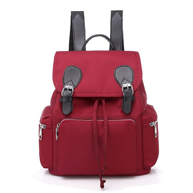 JTF18203 IDR.59.000 MATERIAL OXFORD SIZE L29XH30XW15CM WEIGHT 550GR COLOR RED