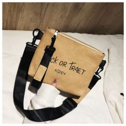 JTF18225-khaki Tas Selempang Cantik Modis Import Terbaru