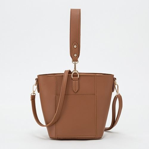 JTF1837 IDR.55.000 MATERIAL PU SIZE L26XH19XW12CM WEIGHT 500GR COLOR BROWN