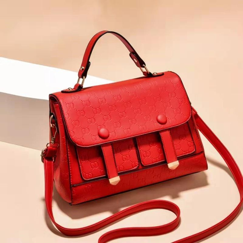 JTF18667 IDR.96.000 MATERIAL PU SIZE L26XH19XW10CM WEIGHT 650GR COLOR RED