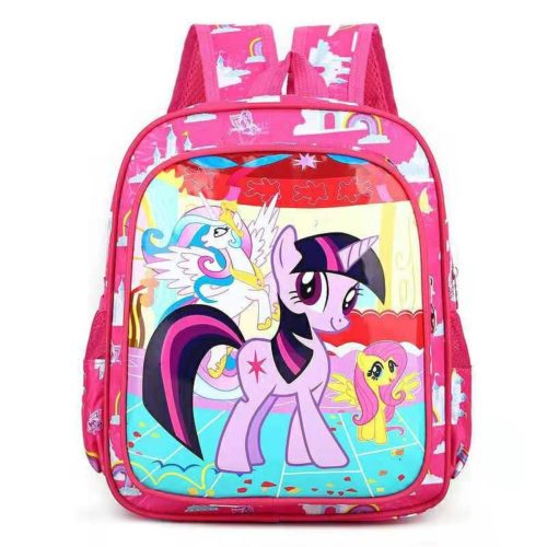 JTF201902 IDR.45.000 MATERIAL NYLON SIZE L27XH32XW10CM WEIGHT 400GR COLOR LITTLEPONY