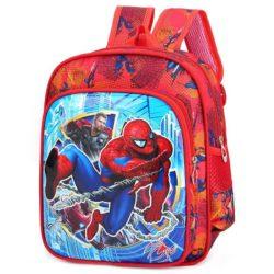 JTF201902-spiderman Tas Sekolah Anak Lucu Terbaru