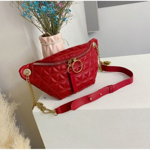 JTF2058 IDR.70.000 MATERIAL PU SIZE L28XH14XW6CM WEIGHT 300GR COLOR RED