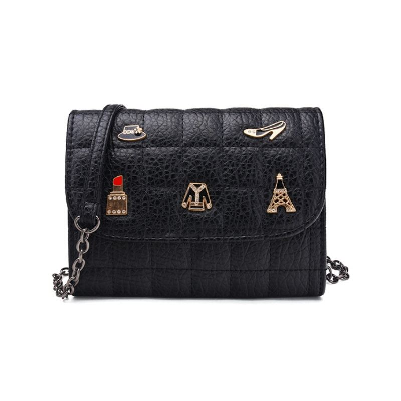 JTF2097 IDR.65.000 MATERIAL PU SIZE L17XH12XW9CM WEIGHT 500GR COLOR BLACK