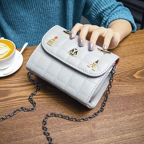 JTF2097 IDR.65.000 MATERIAL PU SIZE L17XH12XW9CM WEIGHT 500GR COLOR GRAY