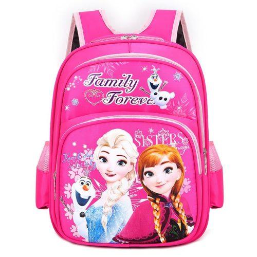 JTF210934-frozen Tas Ransel Anak Sekolah Karakter Import