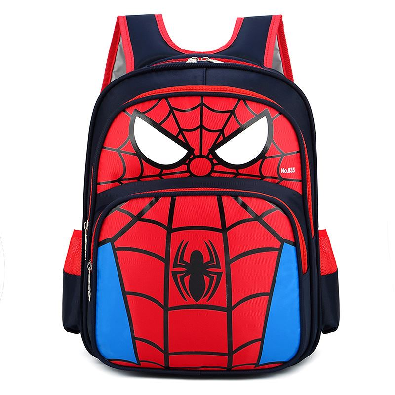 JTF210934 IDR.60.000 MATERIAL NYLON SIZE L28XH36XW11CM WEIGHT 500GR COLOR SPIDERMANRED