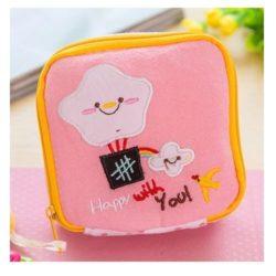 JTF2146-pink Pouch Lucu Serba Guna Import